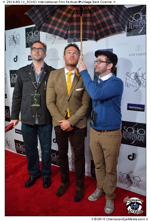 "Darren Grodsky (Director), Josh Lawson (Actor), Danny Jacobs (Director) - ""Growing Up & Other Lies"""